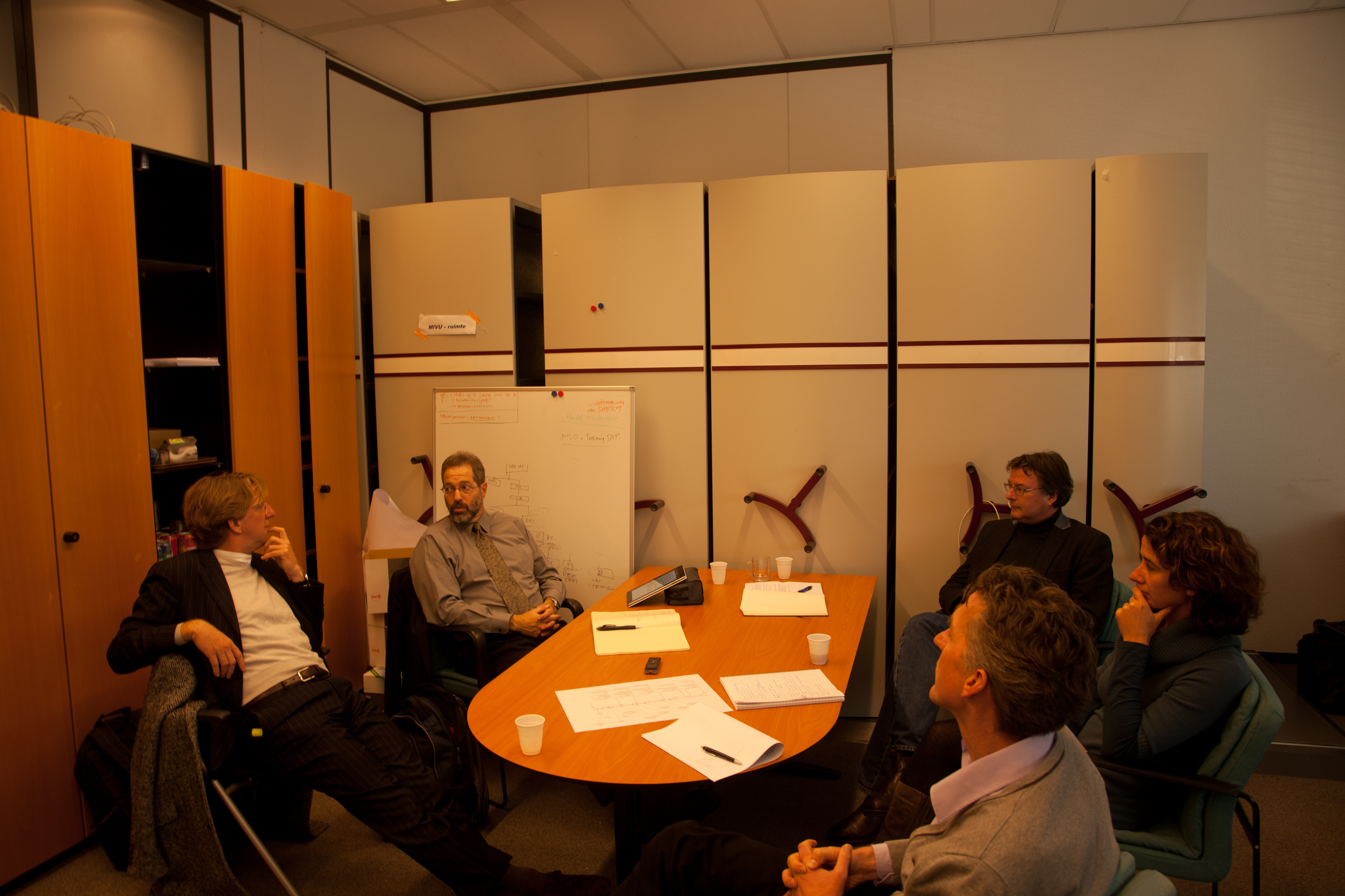 Agile Data Warehousing - Ralph Hughes visits Data Vault